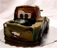 Decorate Cake....love Mater