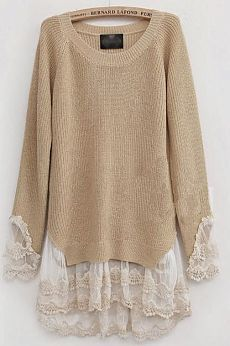 The idea of \ u200b \ u200bremaking a sweater and skirt / sweater or cardigan: Second Life / SECOND STREET