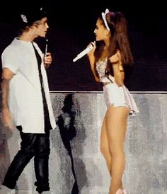 put more clothes on Ariana its like you have a boyfriend