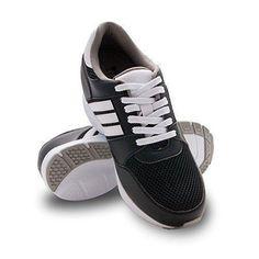 Oferta: 99€. Comprar Ofertas de ZERIMAR Zapatos deportivos con alzas para hombre de estilo casual. Aumento +8 cm. Fabricados en piel de ternera. Forro interi barato. ¡Mira las ofertas!