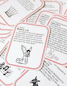 Scripture Advent Calendar | One Dog Woof | #Christmas #holiday