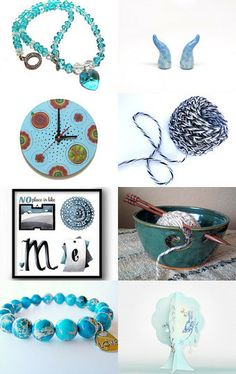 Blues are Ace by Anita. on Etsy--Pinned with TreasuryPin.com