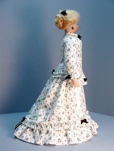 basic 1910 dress pattern | This pattern will enable you to make a very beautiful morning dress ...