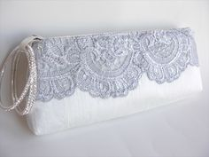 wedding wristlet - Keep Bags by Dana Cooper - bridal bag with bracelet for wristlet wear