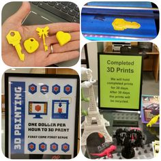Anyone can have a ton of fun in this place on the ground floor of the Allen County library in downtown Ft. County Library, Present Day, Ground Floor, Indiana, 3d Printing, Fairy Tales, Irish, Recycling, Presents