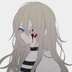 Angel Of Death, Casa Anime, Character Art, Character Design, Satsuriku No Tenshi, Image Manga, Anime Angel, Yandere, Anime Guys