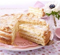 Saure-Sahne-Torte