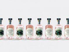 Lush Labels: 15 Bold & Beautiful Botanical Packaging Designs