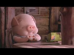 (66) Pig Eats - A Day of The Dam Keepers #20 - YouTube