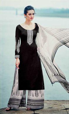 Buy Indian Evening Salwar Kameez Online for Women in US UK CAD AUS NZD Free International Shipping. Indian salwar kameez, punjabi suits and anarkali online Dress Indian Style, Indian Dresses, Indian Outfits, Salwar Designs, Kurta Designs Women, Trajes Pakistani, Pakistani Dresses Casual, Indian Designer Outfits, Mode Hijab