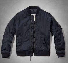 Awesome Abercrombie Jacket