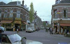 Rotterdam - Burgemeester Roosstraat vanaf de Zwart Janstraat.