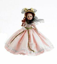 "southern rose charmer 10"" ~ madame alexander"