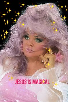 Jan Crouch Diva of Trinity Broadcasting Network. Jan Crouch, Jesus Art, Dumb People, Heart Art, Jesus Pictures, Psychedelic, Creepy, Stupid, Dumb And Dumber
