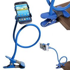 DMG-Universal-Flexible-Long-Arm-Mobile-Phone-Holder-Stand-for-Apple-iPhoneSamsungAndroid-Mobiles-0