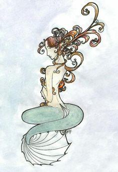 art_nouveau_mermaid