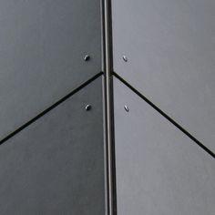 House Cladding, House Siding, Wall Cladding, Cladding Panels, Exterior Tiles, Exterior Cladding, Modern Exterior, Cladding Systems, Panel Systems
