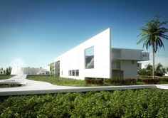 A White Obsession By Richard Meier