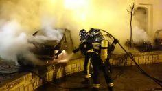 Los bomberos atendieron más de cuatrocientos incendios durante 2015