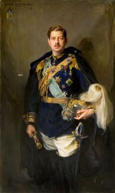 King Carol II of Romania by Phillip de Laszlo,