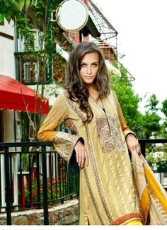 Firdous Eid Lawn Collection 2013 for Women