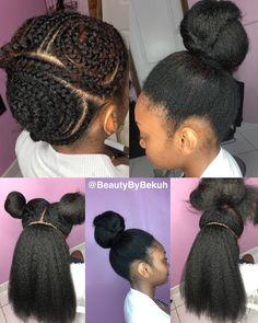 """52 Likes, 2 Comments - Protective Styles (@beautybybekuh) on Instagram: """"Crochet Vixen is always a great idea! """""""