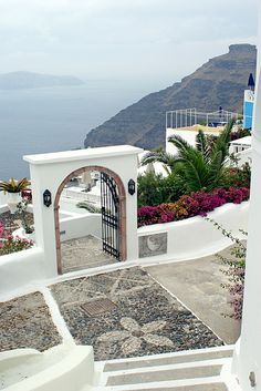 hotel, Santorini