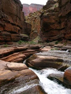 Deer Creek, Grand Canyon National Park, Arizona