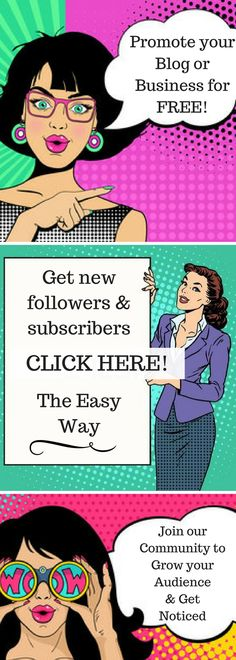 Do you have a blog or business and need some free advertisement? Want more followers, subscribers, and customers? Would you like weekly support from other bloggers and business owners to grow your blog/business? Join our Facebook group at https://www.facebook.com/groups/1568057256544627/  blog, blogger, business, Pinterest, Facebook, twitter, DIY, support, inspiration