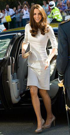Kate Middleton--My fashion icon