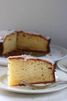 Citroen Yoghurtcake van Mary Berry