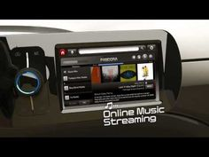 Kia showcases its in-vehicle infotainment system at the 2012 CES. For car fans, you're in for a treat.