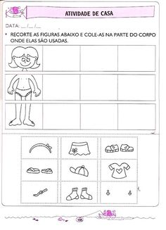 atividades de casa - 5 e 6 anos (189) Math Worksheets, Homeschool, Teacher, Education, Kids, Israel, Sight Word Activities, Kids Learning Activities, Kids Activity Ideas