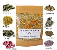 LaJao Yoni Steaming Herbs for V Steam, Herbal Steaming for Women, 2 Ounce Steams Vaginal Steam Home Spa, Natural Organic Herbal Blend for Menstrual Cycle Menopause Fertility V Detox Steam Natural Fertility, Natural Healing, Yoni Steam Herbs, Yoni Pearls, V Steam, Steam Recipes, Lavender Roses, Healing Herbs, Lotion