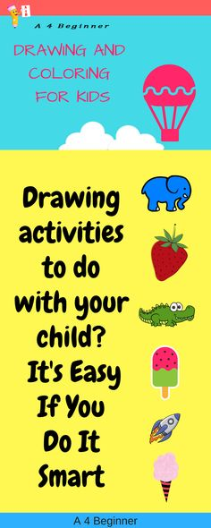 drawing activity appropriate for toddlers preschoolers kindergartners and up plus enjoy activity for kids