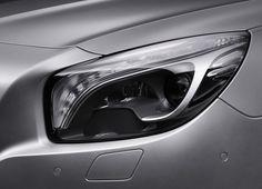 Mercedes-Benz SL Class Headlight