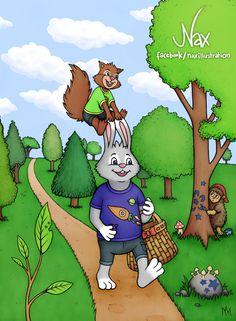 Jojo & Coquin, illustrations : 네이버 블로그 Nax illustration Children's Book Illustration, Illustrations, Bowser, Childrens Books, Sketches, Behance, Drawings, Artwork, Fictional Characters