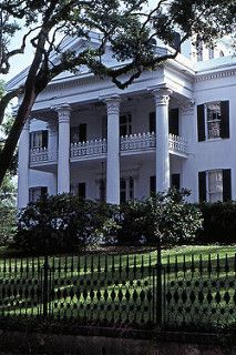Old Southern Mansion - Stanton Hall | by frank thompson photos