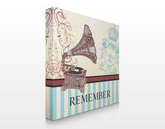 #Leinwandbild No.KA16 #Remember #Wandgestaltung #in #Pastelltönen #pastellig #pastellkombi #pastell