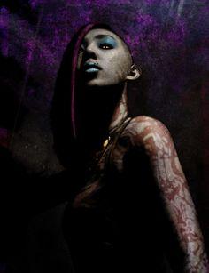 Vampire: The Masquerade - Setite by Z-GrimV