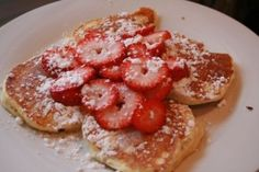Ricotta Pancakes | OAMC from Once A Month Mom