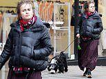 Helena Bonham Carter swaps royal costumes for her signature boho style