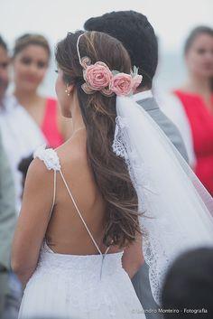 Tulle - Acessórios para noivas e festa. Arranjos, Casquetes, Tiara | ♥ Camila Pierre