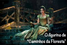 Movie Tip: Caminhos da Floresta! #Intothewoods #costume #Figurino #Disney #caminhosdaFloresta