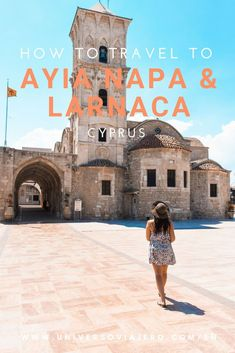 Everything you need to know to travel to Ayia Napa and Larnaca in Cyprus. The best beaches, what to see, accommodation and much more. Travel Europe Cheap, Travel Around Europe, Europe Travel Guide, Travel Guides, Ayia Napa, Cool Places To Visit, Places To Travel, Travel Destinations, Paphos Old Town