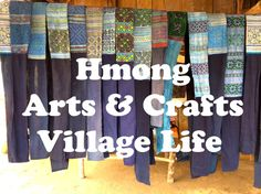 Arts and Crafts in Hmong Village  Vietnam All inclusive package holiday