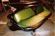 furniture made from car parts | auto sofa designer Custom Furniture Made from Car Parts