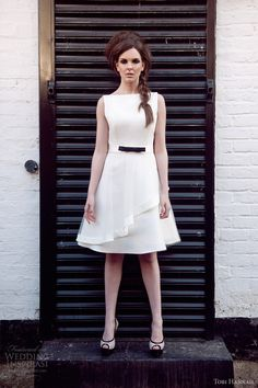Tobi Hannah Spring 2014 Wedding Dresses -- The Wall Bridal Collection