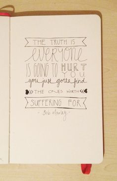 Day 204: What a quote * Bob