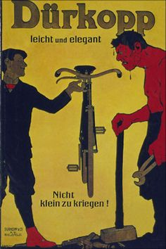 Bicycle ads